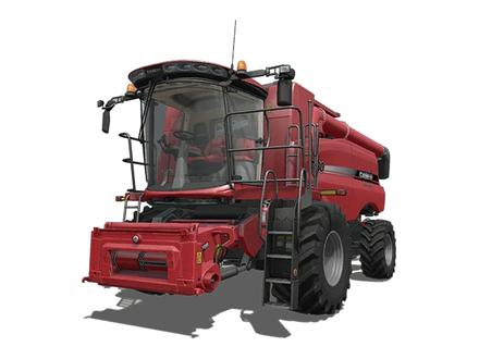 Axial-Flow xx 10 - 7010 (2008 - 2011)