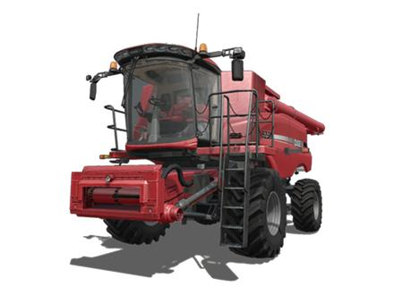 Axial-Flow xx 20 - 9120 (2008 - 2011)